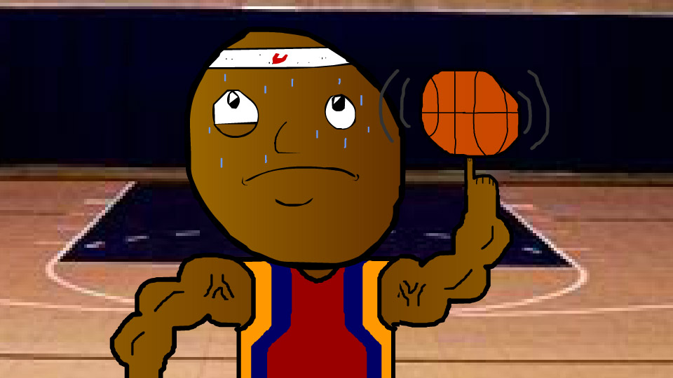 The Basketball Cartoon