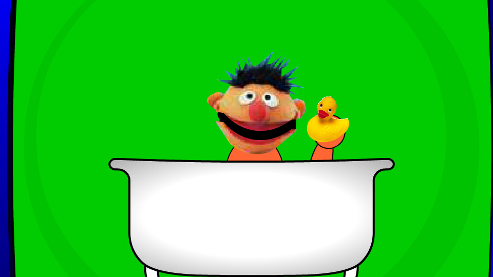 Rubber Duckie: Bathtime Fun with Michael Jackson