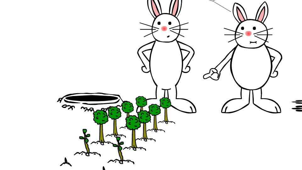 Eco-Bunnies 1