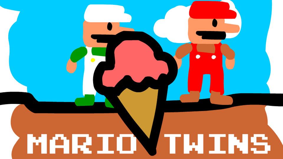Mario Twins | Flash Vi...