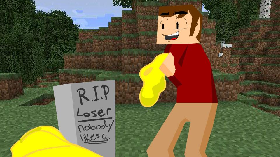 Mine Mine Minecraft