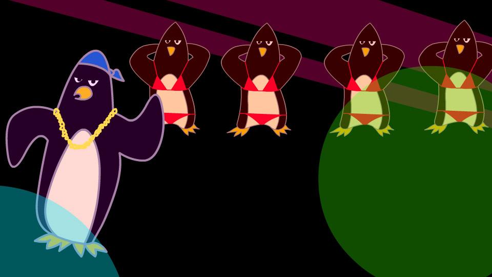Penguin Calls 1