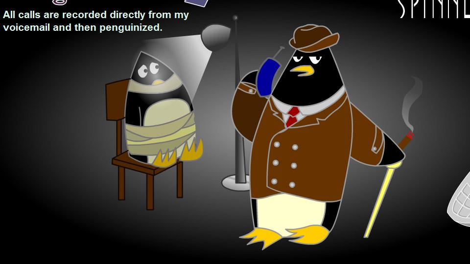 Penguin Calls 2