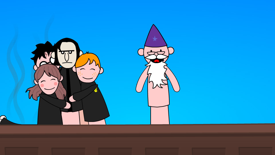 Potter Puppet Pals: Trouble at Hogwarts