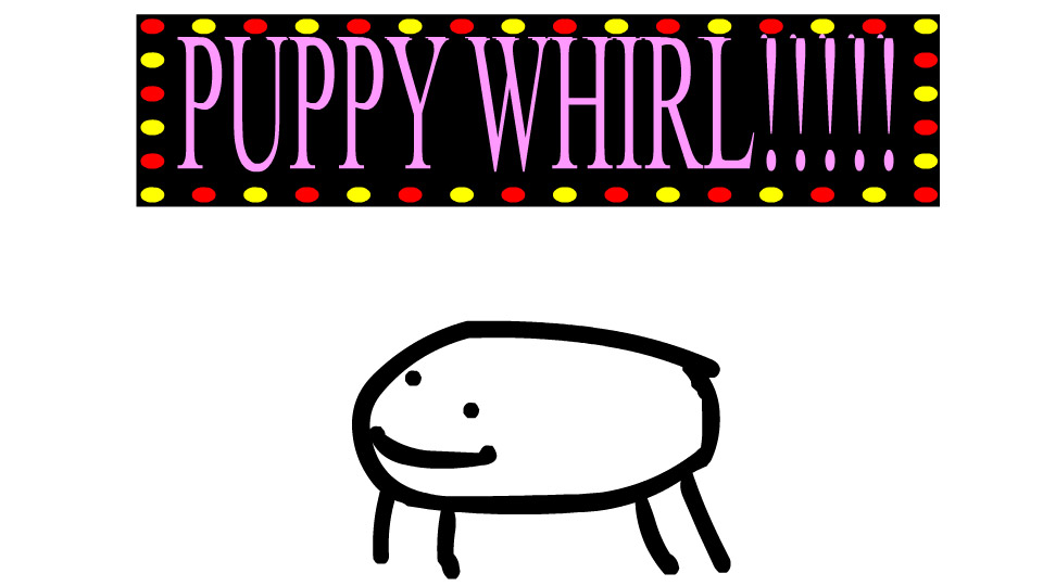 Puppy Whirl