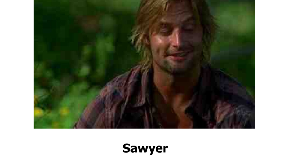 The Sawyer Song