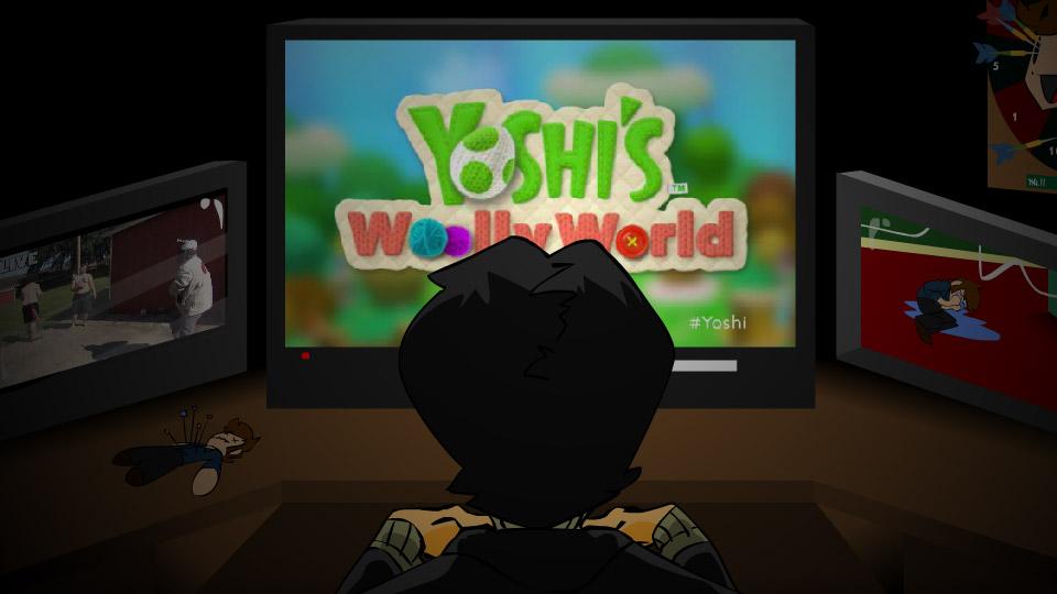 Yoshi's WoolleyWorld