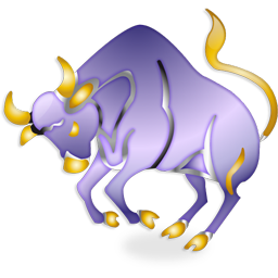 Taurus animal sign