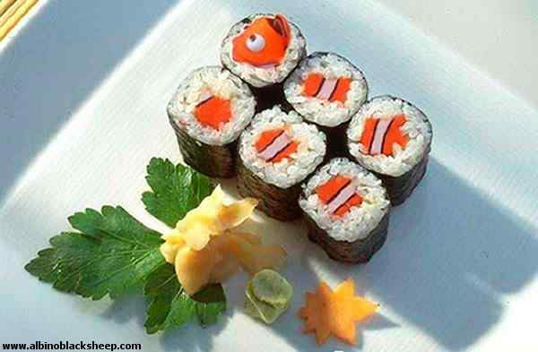 [They found Nemo...]