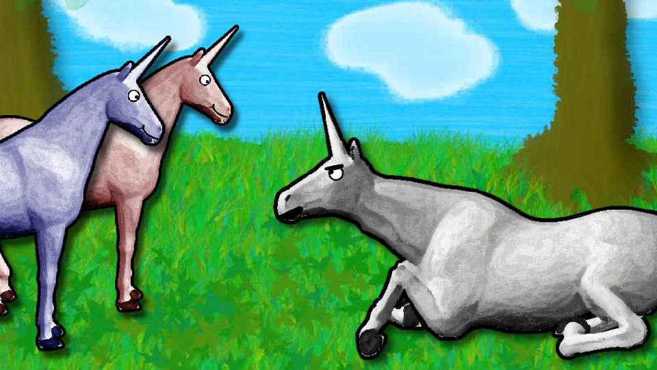 Charlie the Unicorn 1 | Videos